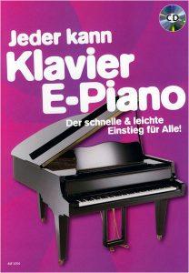 Schott Jeder kann Klavier/E-Piano Foto