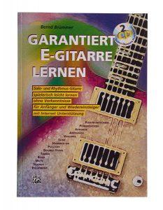 Bernd Brümmer Garantiert E-Gitarre lernen Foto