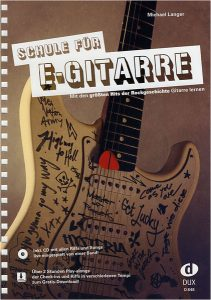 Michael Langer Schule für E-Gitarre Foto