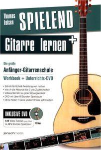Thomas Leisen Spielend Gitarre lernen Foto