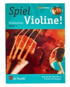 De Haske Spiel Violine 1 Foto