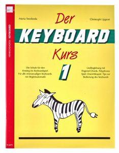 M. Swoboda, C. Lippert Der Keyboard Kurs Foto