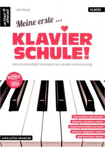 Jens Rupp Meine erste Klavierschule! Foto