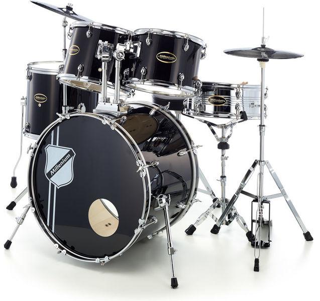 Millenium MX222BX Standard Drumset BK