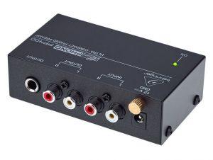 Behringer Stereo Phono-Vorverstärker Foto