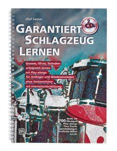 Olaf Satzer Garantiert Schlagzeug Lernen Foto