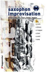 Dirko Juchem Saxophon Improvisation Foto