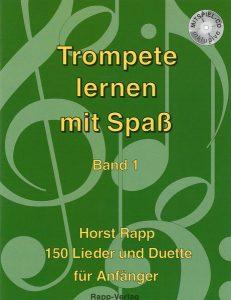 Horst Rapp Trompete Lernen mit Spaß  Foto