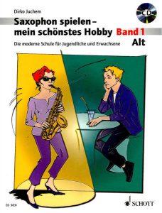 Dirko Juchem Saxophon spielen - mein schönstes Hobby Foto
