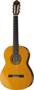 Yamaha 4/4 Gitarre Foto
