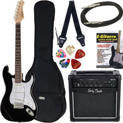 Thomann Gitarrenset G13 schwarz Foto