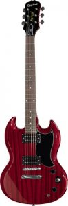 Epiphone SG Special VE CH rot Foto