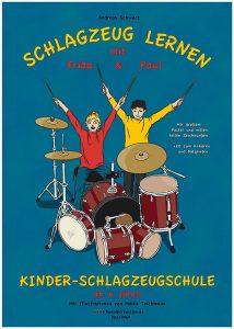 Andreas Schwarz Schlagzeug lernen mit Frida Foto