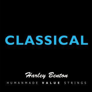 Harley Benton Saitensatz Konzertgitarre Foto