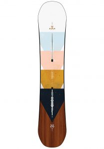 Burton Yeasayer Flying V 148cm Damen Foto