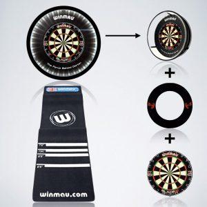 Winmau, MyDartpfeil Darts-Arena Starterpaket Dartanlage Foto