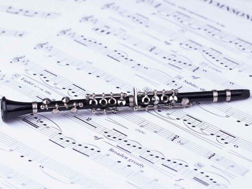 Die kleinste Klarinette von allen