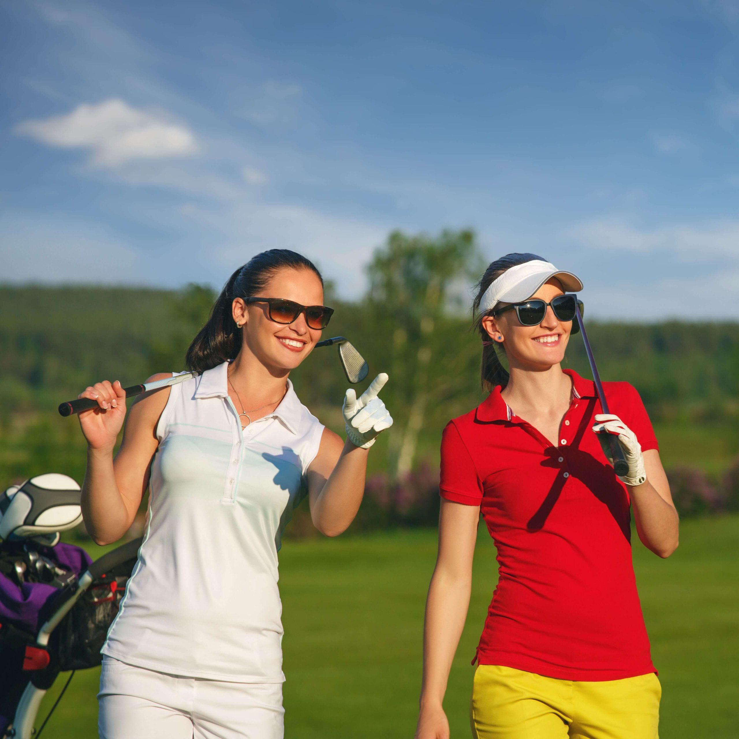 Golfspielerinnen