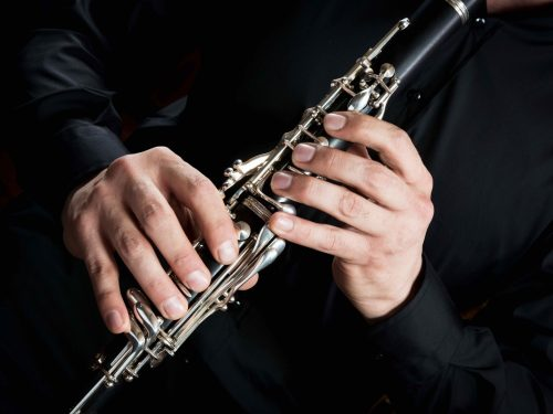Korrekte Handhaltung an der Klarinette