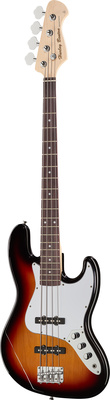 Harley Benton JB-20 SB E-Bass Foto