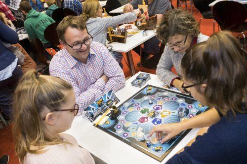 Brettspiel Spieltage in Essen