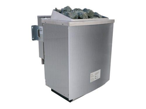 Karibu 9 kW Bio-Kombiofen Foto