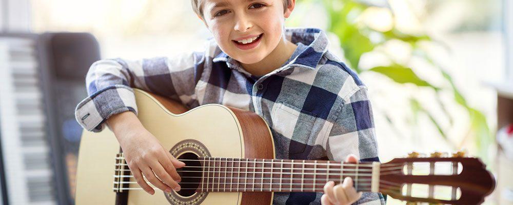 Konzertgitarre lernen für Groß und Klein