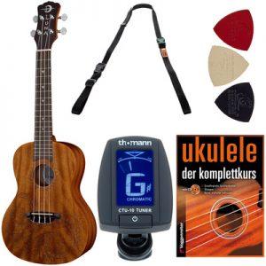 Luna Guitars Ukulele Foto