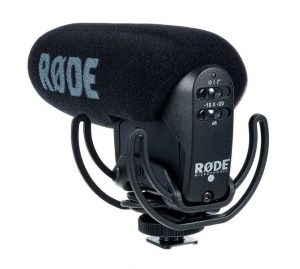 Rode VideoMic Pro Rycote Foto