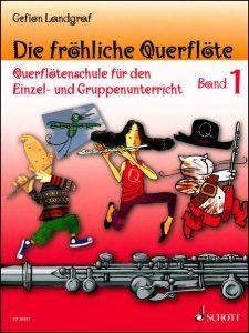 Schott Fröhliche Querflöte Vol. 1 Foto