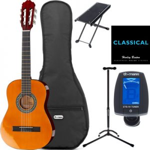 Startone CG851 1/2 Classical Guitar Set Foto