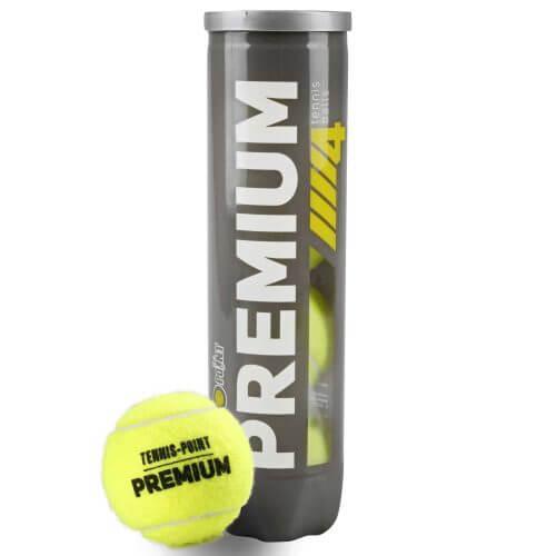 Tennis-Point Premium 4er Dose Foto
