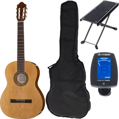 Thomann Classic 4/4 Guitar Left Bundle Foto