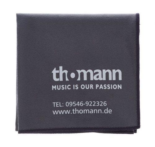 Thomann Polishing Cloth Gray Foto