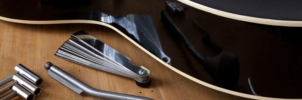 Das Material der Ukulele wirkt sich auch auf den Klang aus.
