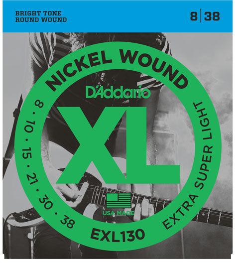 Daddario EXL130 Saiten für E-Gitarre Foto