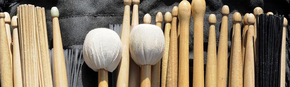 Mit diesen Tipps findest du die perfekten Drumsticks!