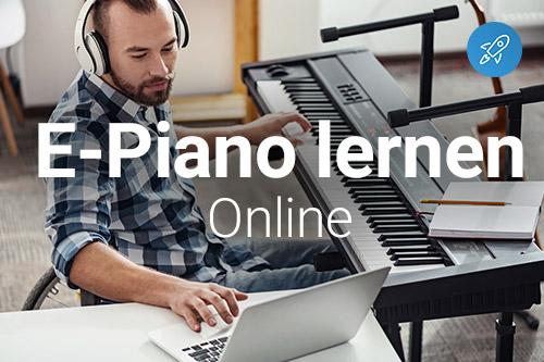 E-Piano lernen