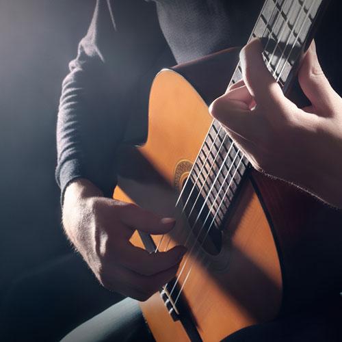 Konzertgitarre lernen