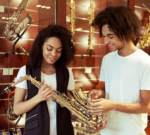 Die wichtigsten Tipps für den Kauf deines Einsteiger Saxophons.