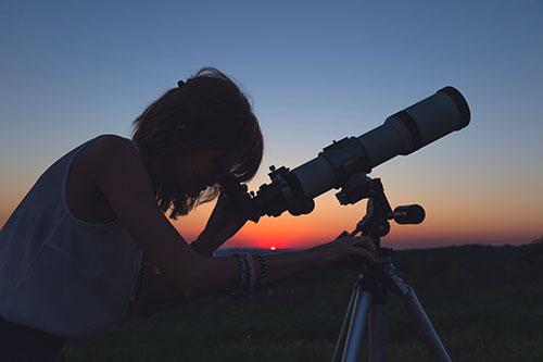 Einsteiger teleskope für anfänger u einsteiger