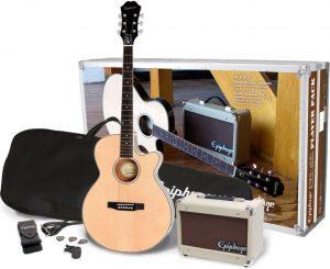 Epiphone Pr4e Acoustic Playerpack Foto