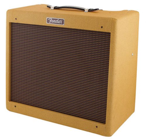 Fender Blues Junior Lacquered Tweed Foto