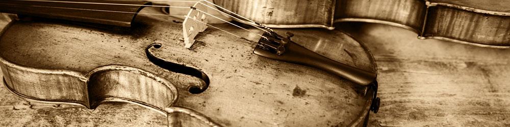 Beim Kauf einer Vintage-Geige gilt es, verschiedene Faktoren zu beachten.