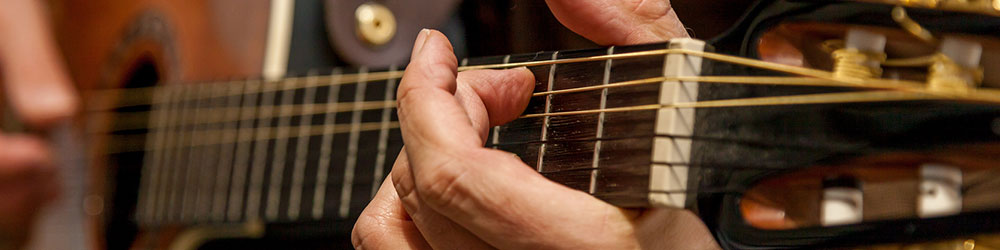Gitarre lernen für Einsteiger