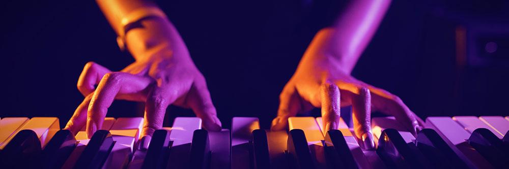 Yamaha und Casio sind die großen Marktführer im Keyboard-Sektor.