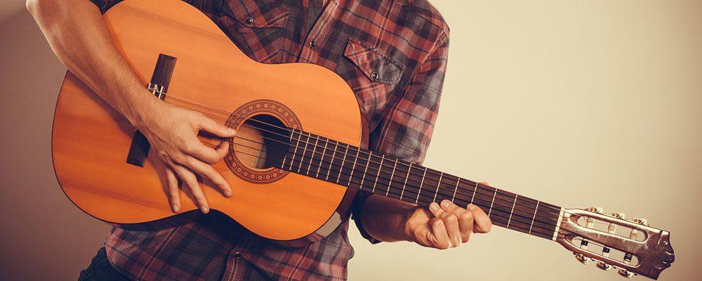 Gute Bespielbarkeit einer Konzertgitarre sorgt für Freude!