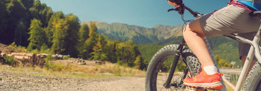 Mit der richtigen Laufradgröße steht dem Fahrspaß nichts im Wege.