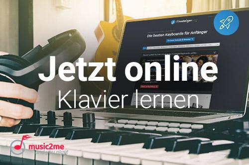 Online Keyboard lernen