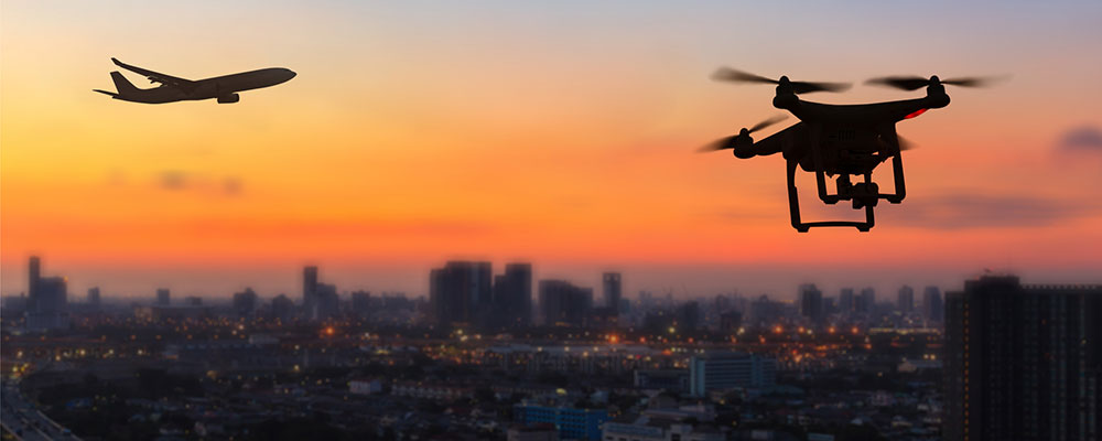 Mit der richtigen Drohne sind Luftaufnahmen wie diese auch für Einsteiger möglich.